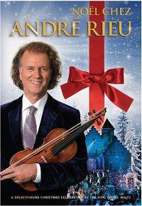 Cover André Rieu - Noël chez André Rieu [DVD]